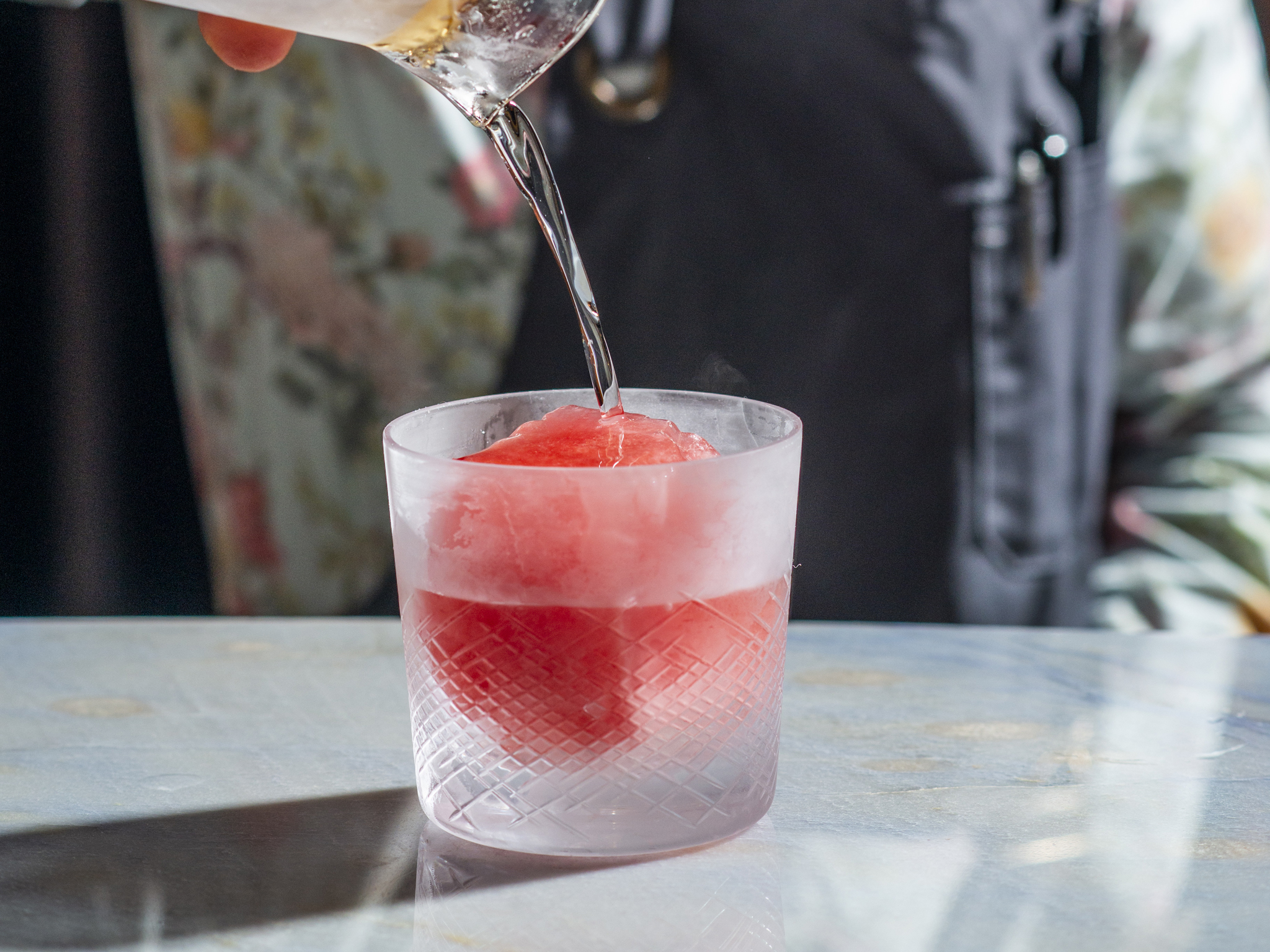 Fitz's bar, the best cocktail bars in London