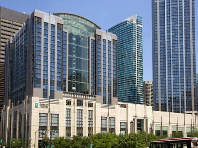 Embassy Suites Chicago Downtown Lakefront
