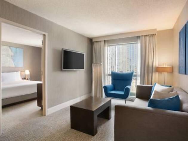 Hilton Suites