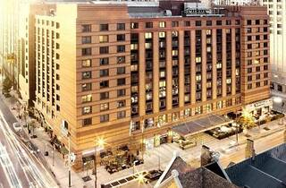 Embassy Suites Chicago Downtown