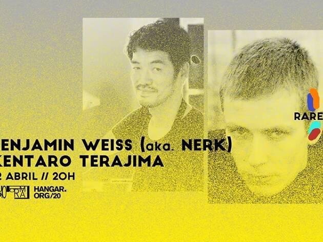 Rarefacció: Benjamin Weiss (Nerk) + Kentaro Terajima