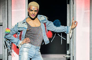 Layton Williams in 'Everybody's Talking About Jamie'