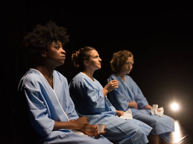Brett Ashley Robinson, Katie Gould, Alice Yorke in The Appointment