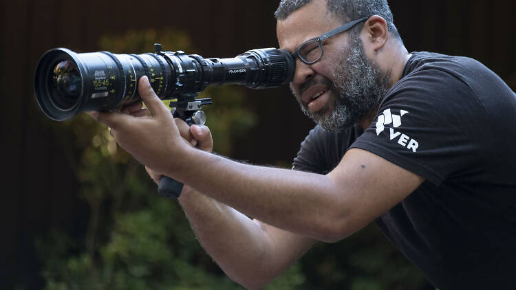 Jordan Peele presenta su nueva película, Nosotros