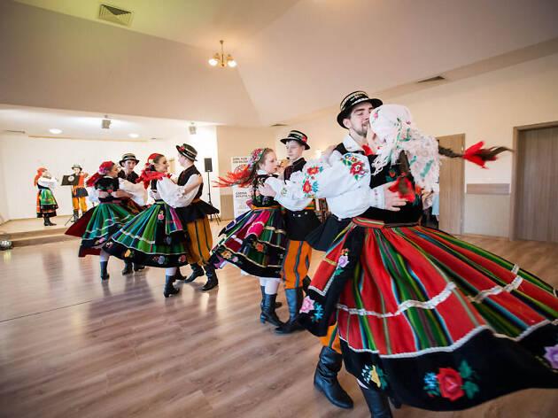 Poland Shiok! Festival, Polish Folk Dance