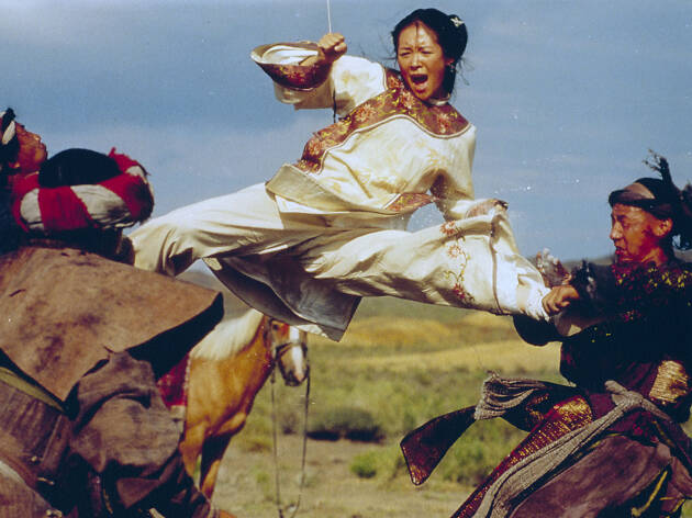 Crouching Tiger, Hidden Dragon, 101 best action movies