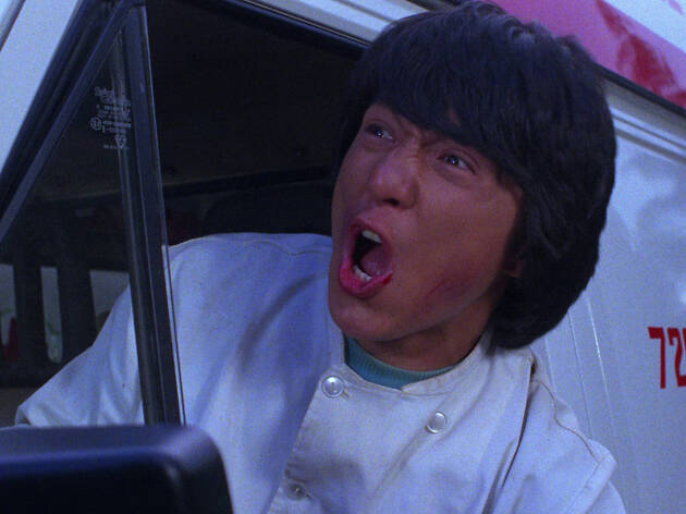 Wheels on Meals, 101 best action movies, Jackie Chan