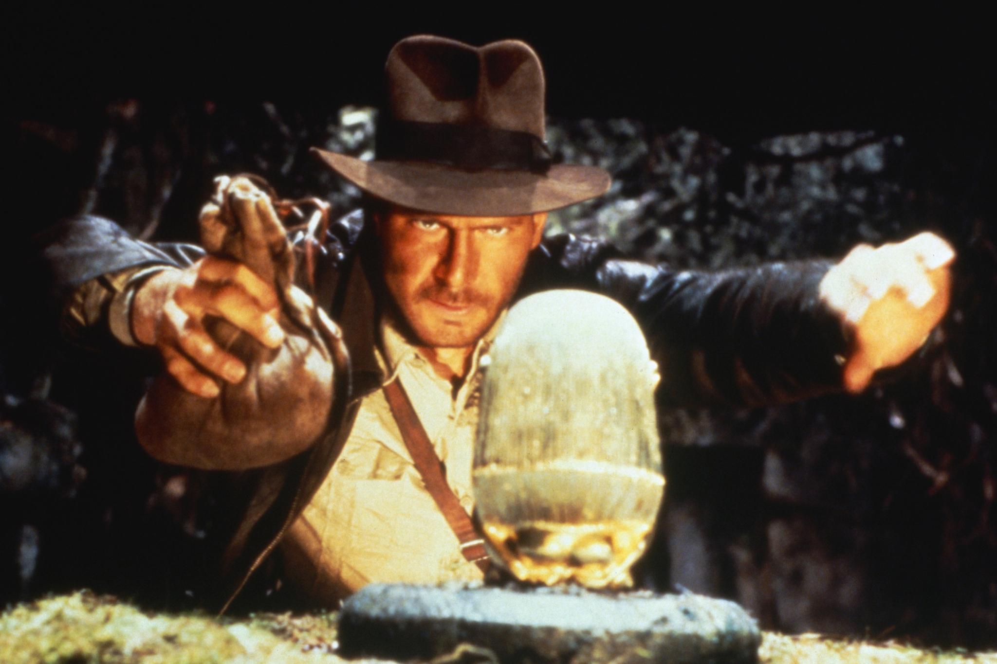 Raiders of the Lost Ark, 101 best action movies, Harrison Ford