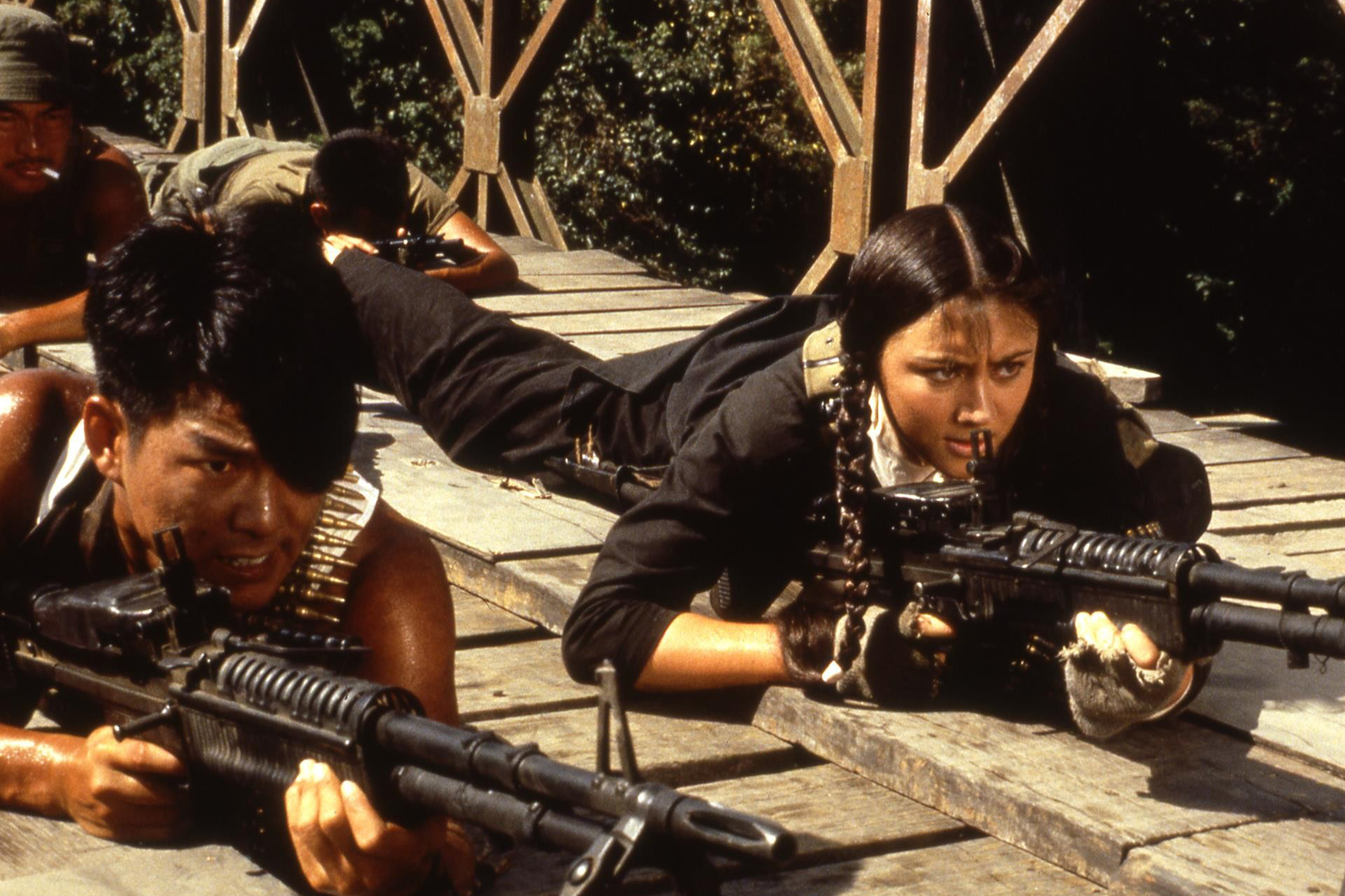 Eastern Condors, 101 best action movies