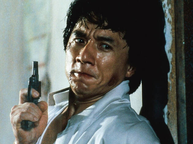Police Story 2, 101 best action movies, Jackie Chan