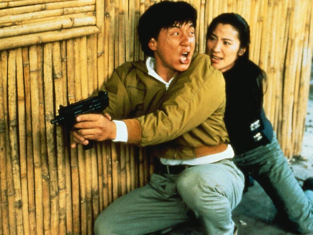 Police Story 3, 101 best action movies
