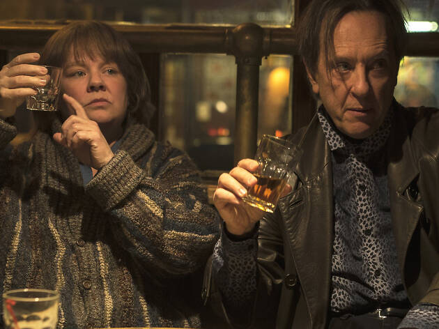 New York movies: Can You Ever Forgive Me? (2018)