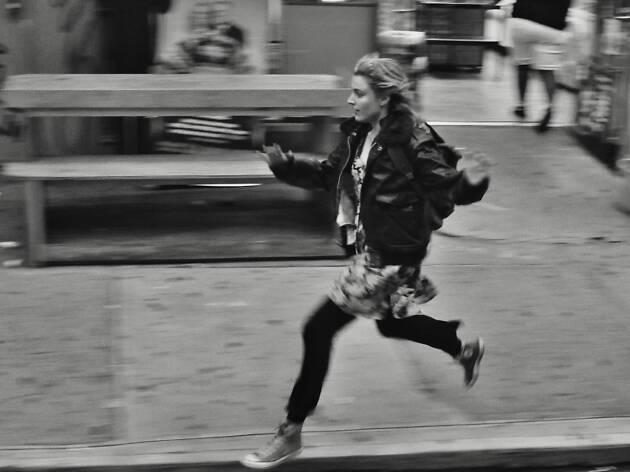 New York movies: Frances Ha (2012)