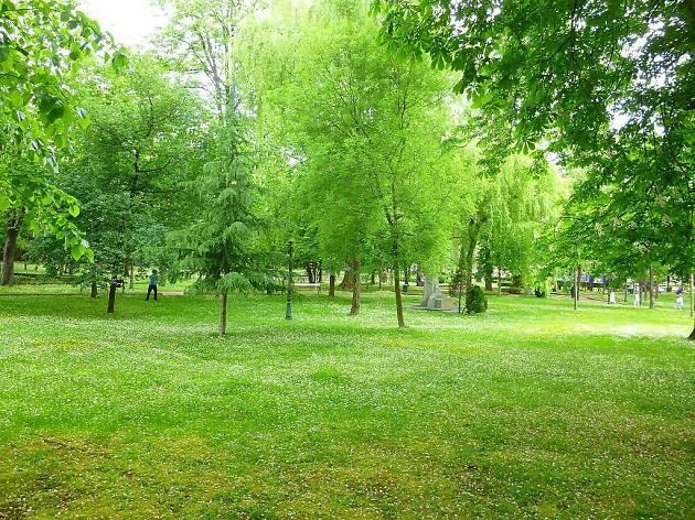 Parque de la Misericordia