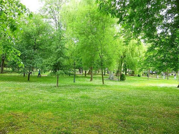 El sorprendente parque de la Misericordia