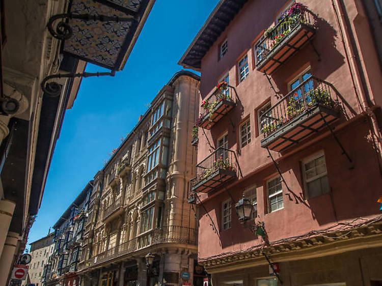 La casa más antigua de Bilbao