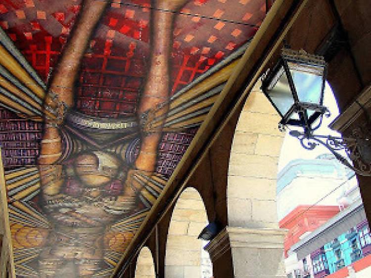 Los arcos de la Ribera