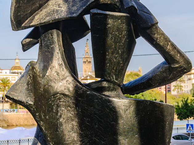 Escultura Belmonte Sevilla