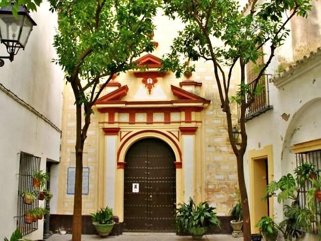 Plazoleta escondida Sevilla