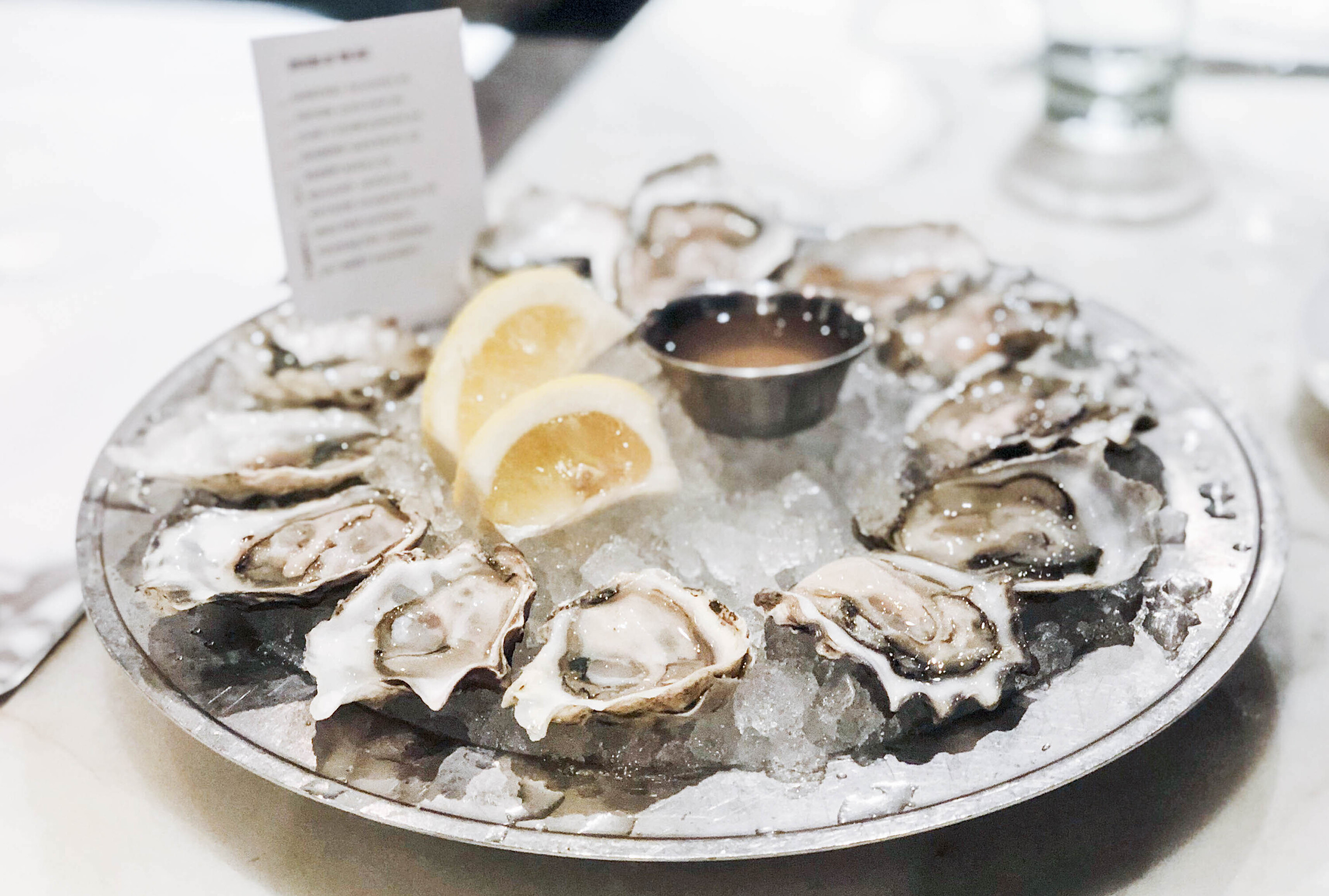 B&G Oysters