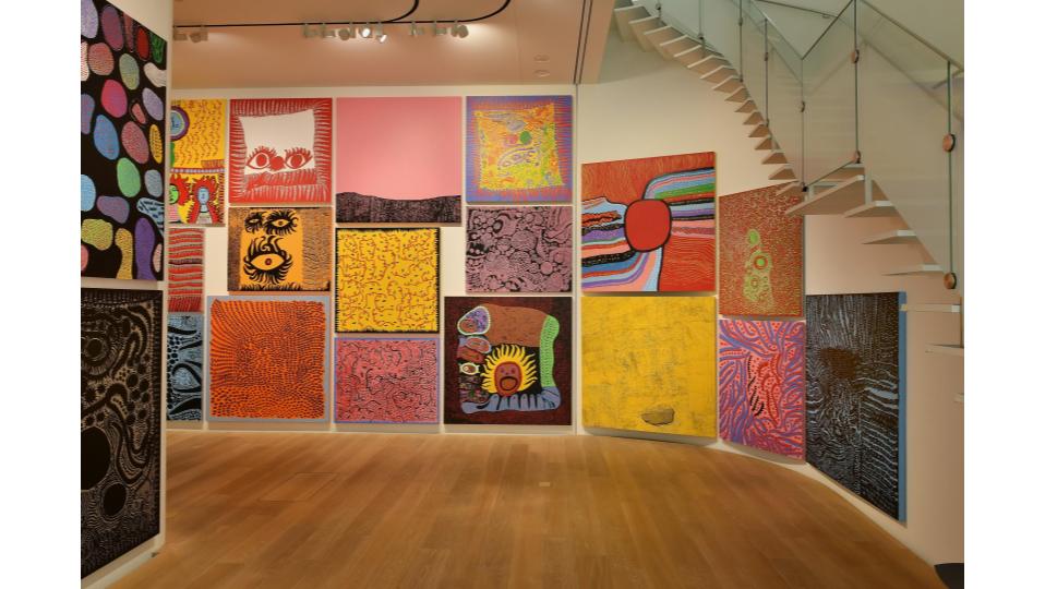 3F Gallery Installation View