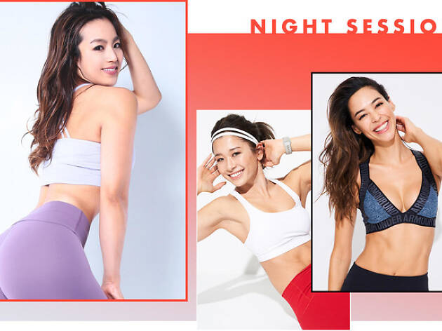 Women's Health FIT NIGHT OUT3