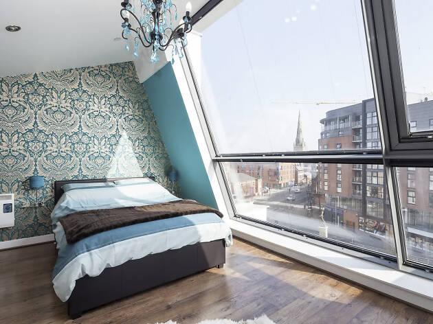 Airbnb Manchester duplex