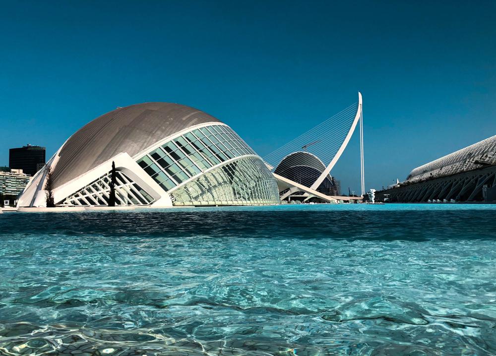 7 curiosidades sobre la Ciudad de las Artes y las Ciencias