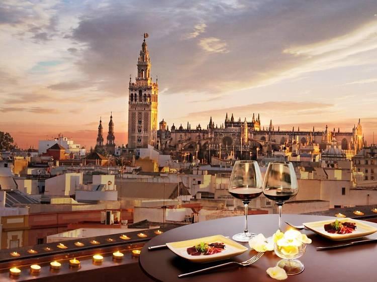 19 terrazas de Sevilla con buenas vistas