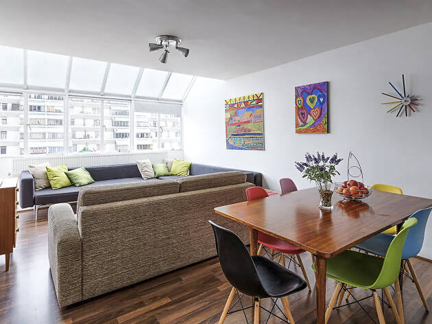 Airbnb London Brunswick Centre