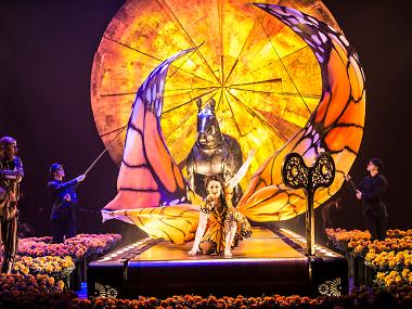 Cirque du Soleil: 'Luzia' review