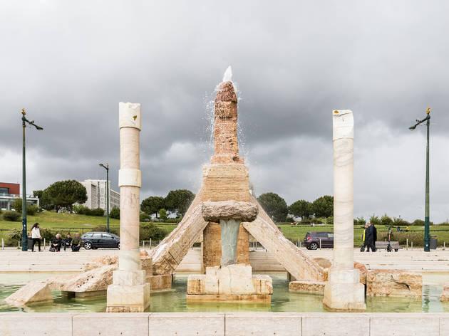 Estátua Parque Eduardo VII