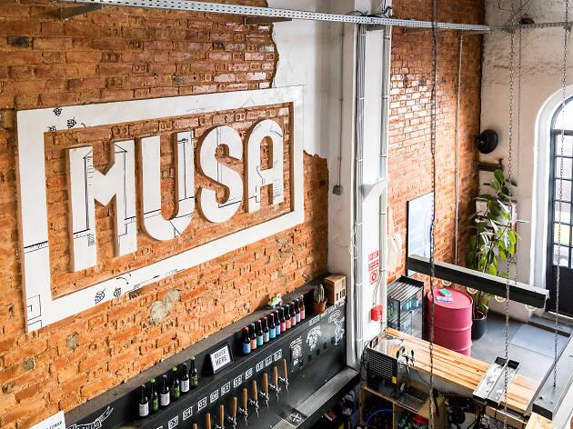 Cervejeira Musa