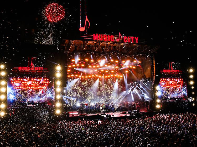 Jack Daniel's Music CityMidnight