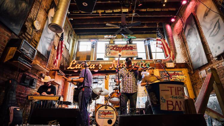 Honky Tonks in Nashville