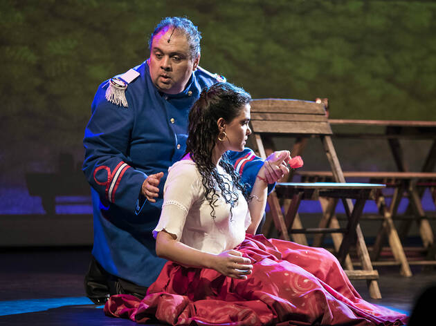 Carmen (Foto: Cortesía Auditorio Nacional/ Marie Pain)