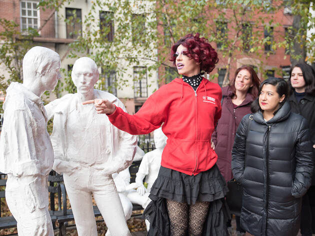 LGBTQ+ History, Neighborhood and Pub Tour of Greenwich Village
