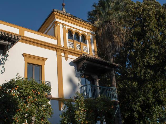 El balcón de Rosina