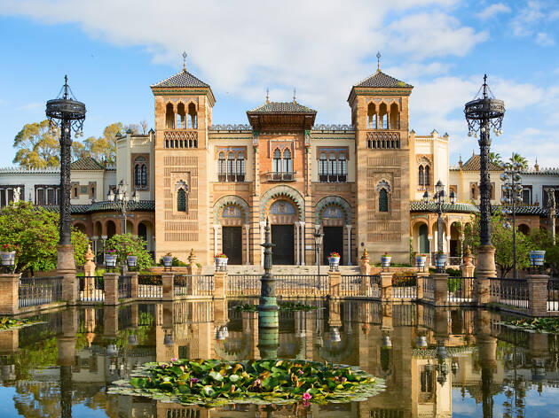 Una ruta por la Sevilla más bonita