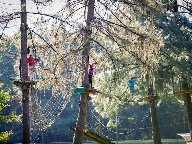 Parco Avventura Gordola, Ascona Locarno campaign