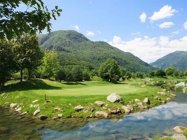 Golf Gerre Losone, Ascona-Locarno campaign