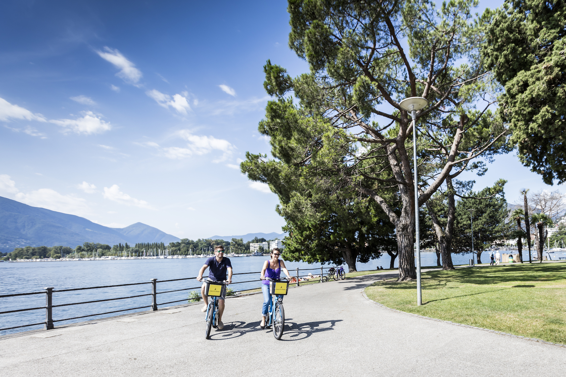 Ten amazing things to do in Ascona-Locarno this spring