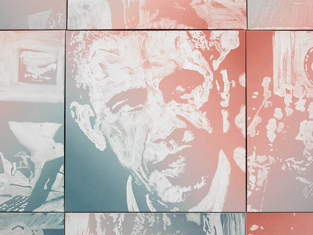 The Obama Paintings Rob Pruitt