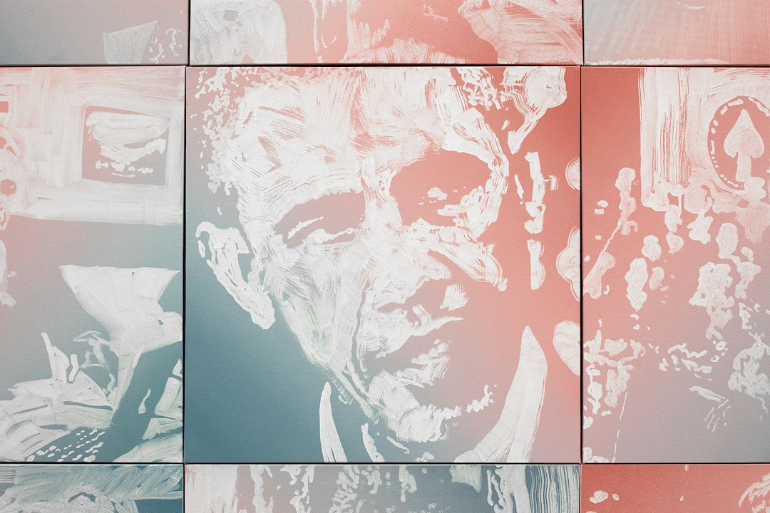 """""""The Obama Paintings"""""""