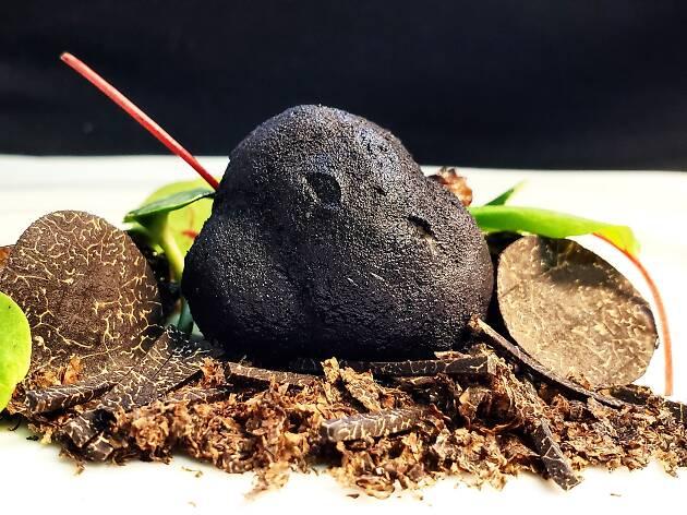 Alibi Hong Kong - vegan appetiser