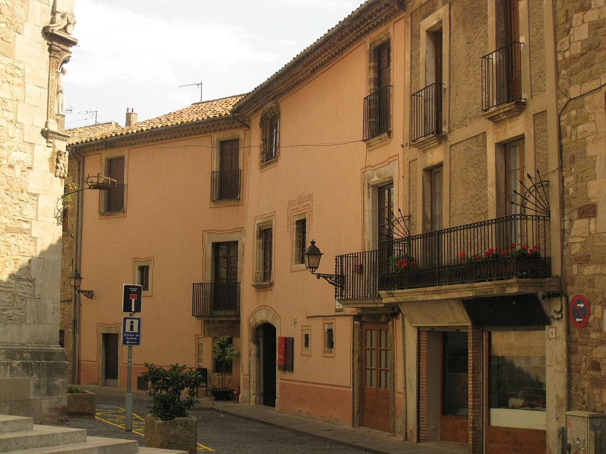 Casa Natal Rafael Casanova Moià