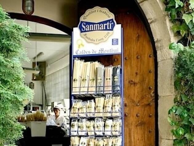 Pastes Sanmartí Caldes de Montbui