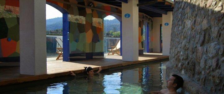 Banys El Safareig Caldes de Monbui