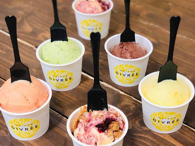 Ice Cream Expo Aipaku Tokyo at Ginza Mitsukoshi