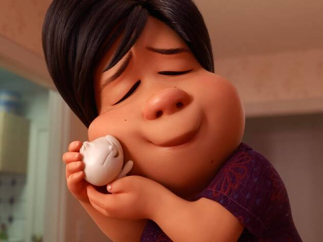 Pixar 大電影前的小確幸